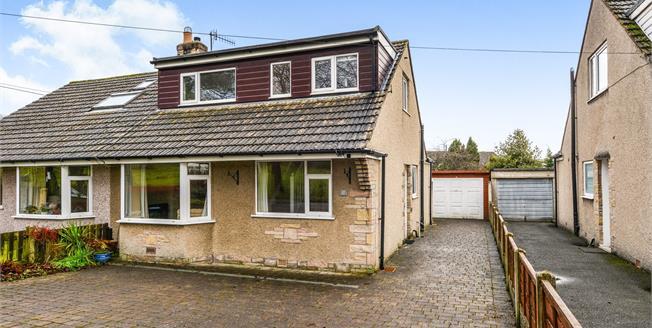 Offers in the region of £185,000, 2 Bedroom Semi Detached House For Sale in Warton, LA5
