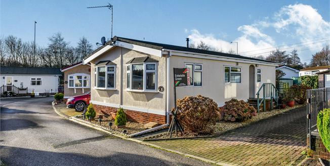 Offers Over £80,000, 2 Bedroom Mobile Home For Sale in Heysham, LA3
