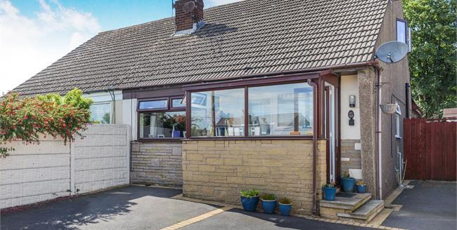 Offers Over £145,000, 3 Bedroom Semi Detached Bungalow For Sale in Heysham, LA3