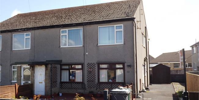 Offers Over £100,000, 2 Bedroom Flat For Sale in Morecambe, LA4