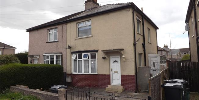 Asking Price £120,000, 3 Bedroom Semi Detached House For Sale in Morecambe, LA4