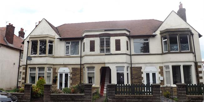 Offers Over £85,000, 2 Bedroom Flat For Sale in Morecambe, LA4