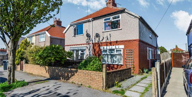 Offers Over £100,000, 3 Bedroom Semi Detached House For Sale in Heysham, LA3