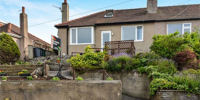 Asking Price £135,000, 3 Bedroom Semi Detached Bungalow For Sale in Morecambe, LA4