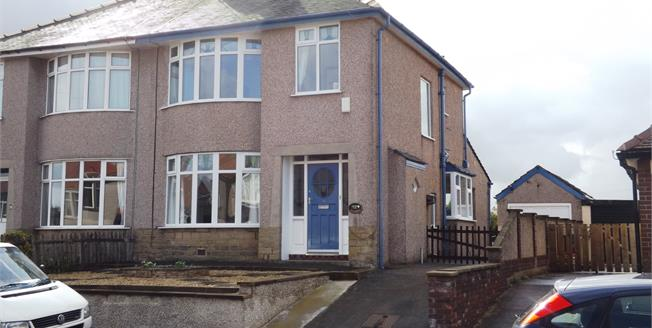 Asking Price £185,000, 3 Bedroom Semi Detached House For Sale in Morecambe, LA3