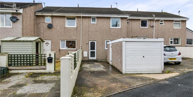 Guide Price £140,000, 3 Bedroom Terraced House For Sale in Carnforth, LA5
