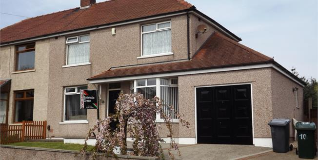 Asking Price £159,950, 3 Bedroom Semi Detached House For Sale in Morecambe, LA4
