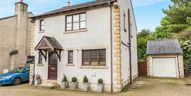 Asking Price £235,000, 3 Bedroom Detached House For Sale in Whittington, LA6