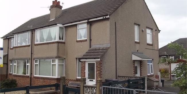 Offers in excess of £60,000, 2 Bedroom Flat For Sale in Morecambe, LA4