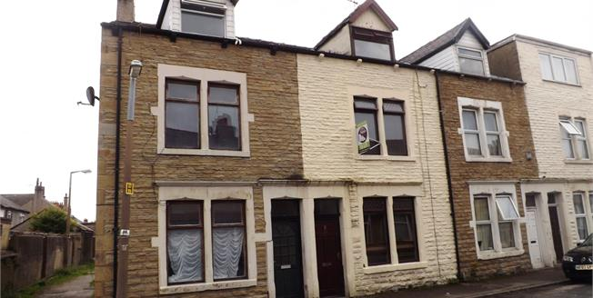 Offers Over £85,000, 3 Bedroom Terraced House For Sale in Heysham, LA3