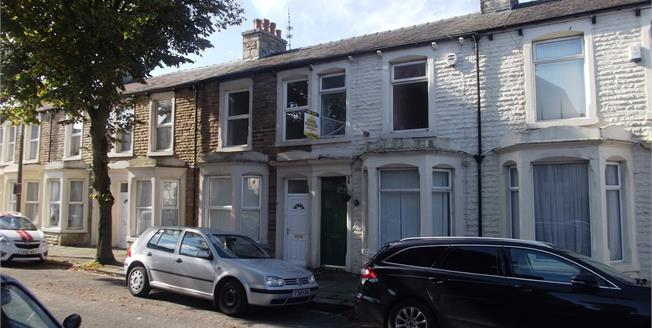 Offers Over £65,000, 2 Bedroom Terraced House For Sale in Heysham, LA3