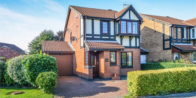 Asking Price £180,000, 3 Bedroom Detached House For Sale in Morecambe, LA3