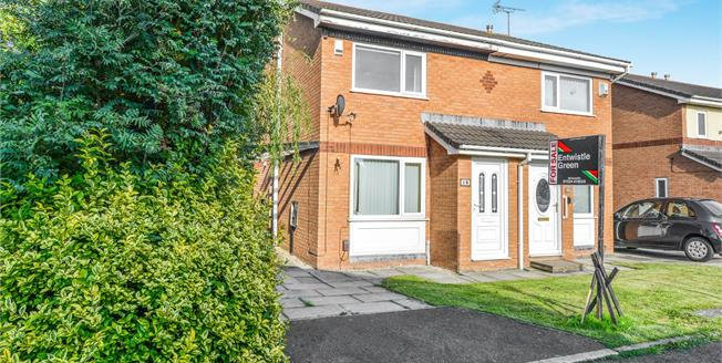 Offers Over £125,000, 2 Bedroom Semi Detached House For Sale in Heaton With Oxcliffe, LA3