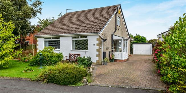 Offers Over £225,000, 3 Bedroom Detached Bungalow For Sale in Morecambe, LA4