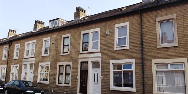 Offers Over £100,000, 3 Bedroom Terraced House For Sale in Morecambe, LA4