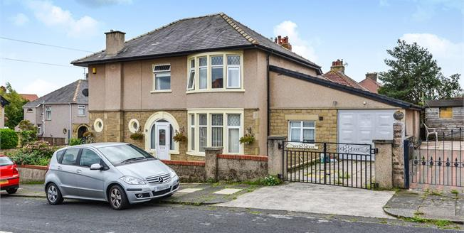 Asking Price £225,000, 5 Bedroom Semi Detached House For Sale in Morecambe, LA4