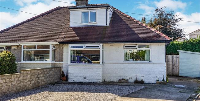 Offers in the region of £175,000, 3 Bedroom Semi Detached Bungalow For Sale in Heysham, LA3