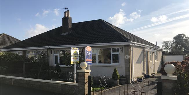 Asking Price £195,000, 2 Bedroom Semi Detached Bungalow For Sale in Morecambe, LA4