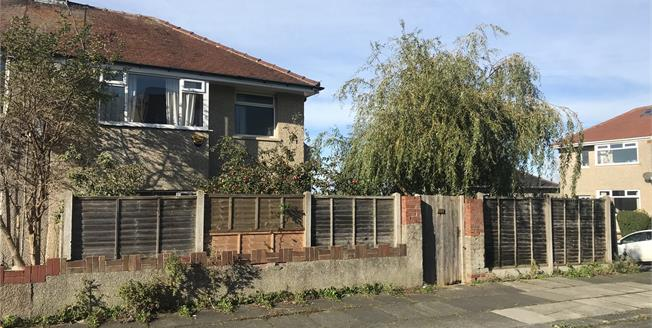 Offers Over £130,000, 3 Bedroom Semi Detached House For Sale in Morecambe, LA4