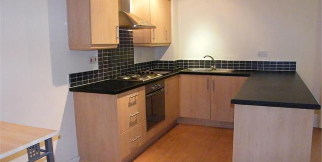 Fixed Price £75,000, 2 Bedroom Flat For Sale in Preston, PR1