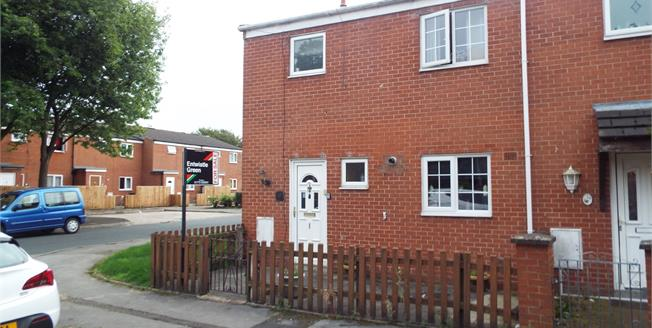 Offers in the region of £90,000, 3 Bedroom End of Terrace House For Sale in Ashton-on-Ribble, PR2