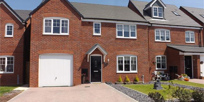Offers in the region of £230,000, 5 Bedroom Detached House For Sale in Bamber Bridge, PR5