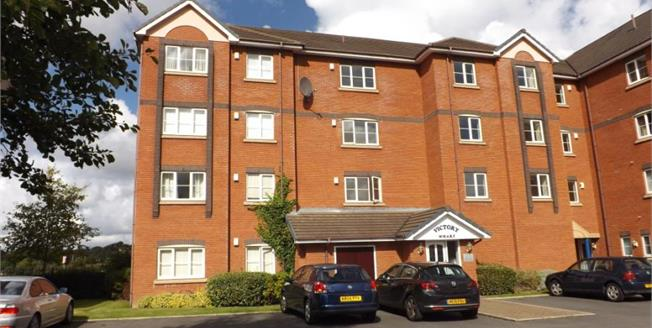 £95,000, 1 Bedroom Upper Floor Flat For Sale in Ashton-on-Ribble, PR2