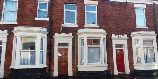 £89,950, 3 Bedroom Terraced House For Sale in Ashton-on-Ribble, PR2