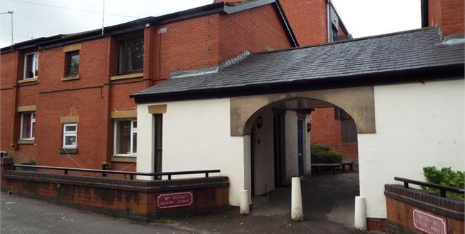 £70,000, 2 Bedroom Flat For Sale in Preston, PR1