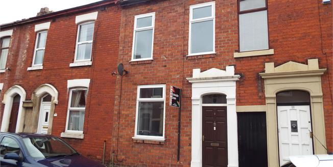 Asking Price £89,950, 2 Bedroom Terraced House For Sale in Preston, PR1
