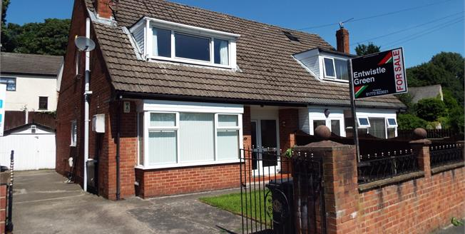 Offers Over £155,000, 3 Bedroom Semi Detached House For Sale in Preston, PR1