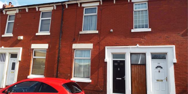 £85,000, 2 Bedroom Terraced House For Sale in Ashton-on-Ribble, PR2