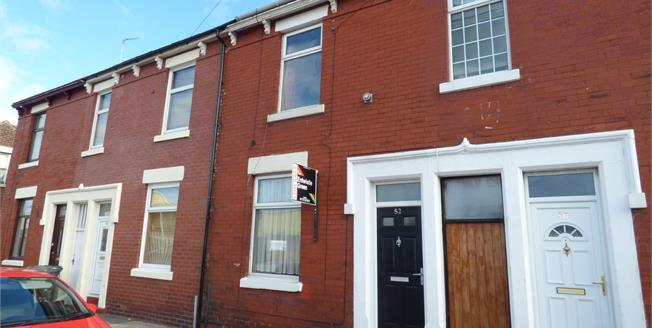 £79,950, 2 Bedroom Terraced House For Sale in Ashton-on-Ribble, PR2