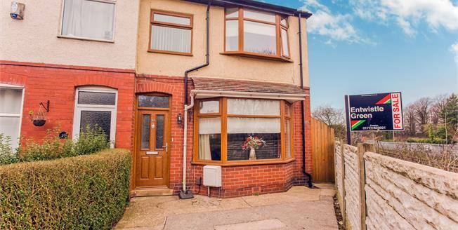 £122,000, 3 Bedroom End of Terrace House For Sale in Ashton-on-Ribble, PR2