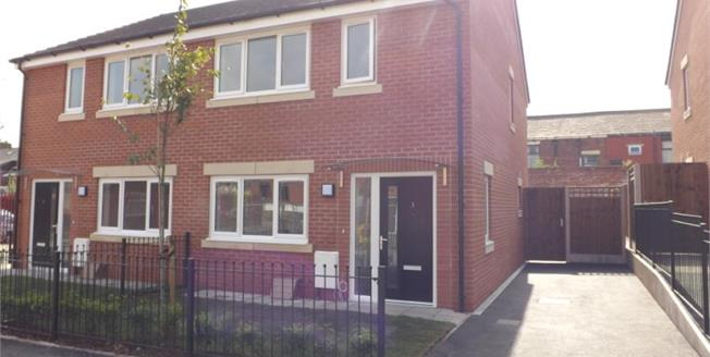 £101,250, 3 Bedroom Semi Detached House For Sale in Preston, PR1