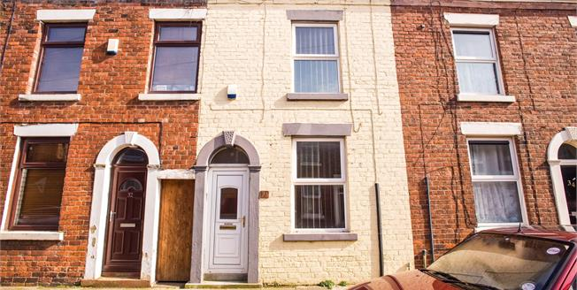 Offers Over £70,000, 2 Bedroom Terraced House For Sale in Preston, PR1