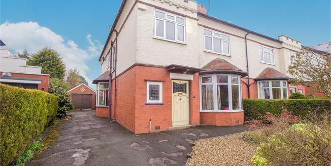 Asking Price £265,000, 4 Bedroom Semi Detached House For Sale in Ashton-on-Ribble, PR2