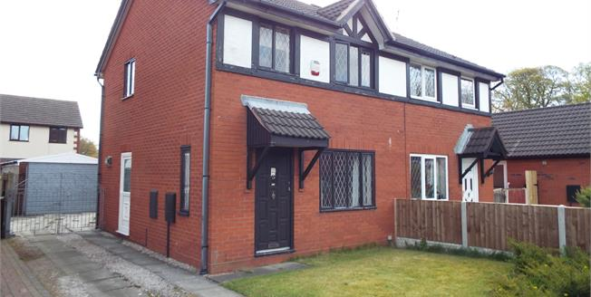 £95,000, 3 Bedroom Semi Detached House For Sale in Ashton-on-Ribble, PR2