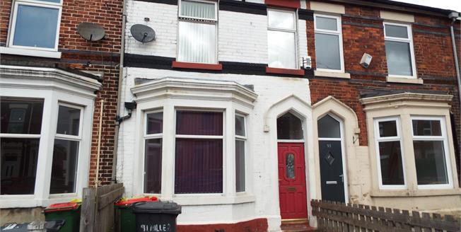 Asking Price £85,000, 3 Bedroom Terraced House For Sale in Preston, PR1