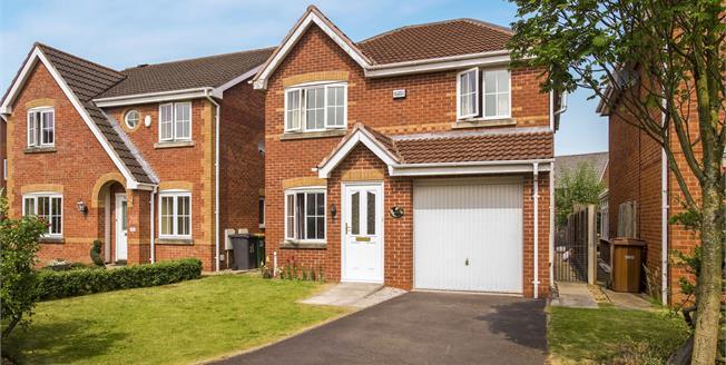 £185,000, 4 Bedroom Detached House For Sale in Ribbleton, PR2