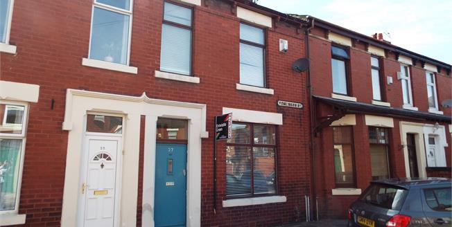 Offers Over £95,000, 3 Bedroom Terraced House For Sale in Ashton-on-Ribble, PR2