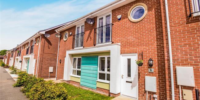 Asking Price £128,950, 2 Bedroom Terraced House For Sale in Ashton-on-Ribble, PR2