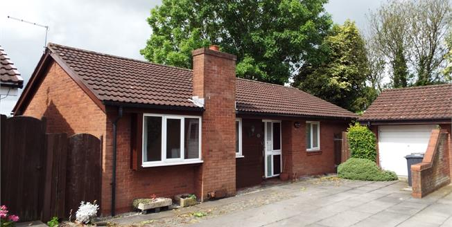 £180,000, 3 Bedroom Detached Bungalow For Sale in Lea, PR2