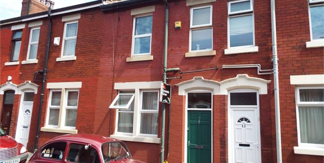 Asking Price £85,000, 2 Bedroom Terraced House For Sale in Ashton-on-Ribble, PR2