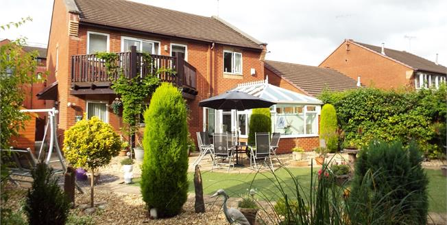 Asking Price £345,000, 4 Bedroom Detached House For Sale in Ashton-on-Ribble, PR2