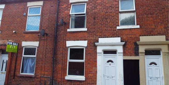 Fixed Price £85,000, 2 Bedroom Terraced House For Sale in Ashton-on-Ribble, PR2