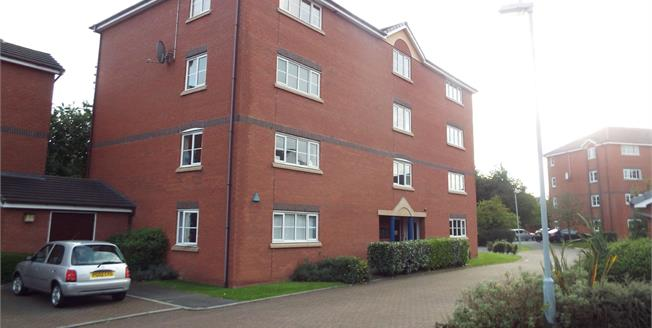 Asking Price £112,500, 2 Bedroom Flat For Sale in Ashton-on-Ribble, PR2