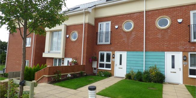 Asking Price £165,000, 3 Bedroom Terraced House For Sale in Ashton-on-Ribble, PR2