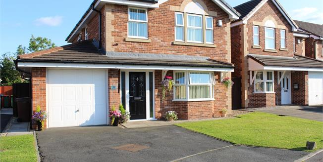 Asking Price £219,950, 4 Bedroom Detached House For Sale in Ribbleton, PR2