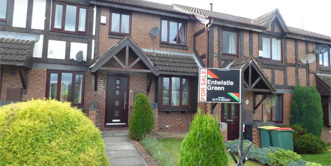 £89,995, 2 Bedroom Terraced House For Sale in Ashton-on-Ribble, PR2